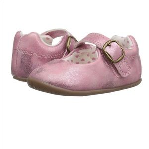 Carters pink shoes size 4